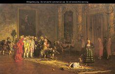 The Education of a Prince - Eduardo Zamacois y Zabala