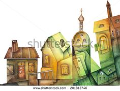 Russian Village Stock Photos, Russian Village Stock Photography, Russian Village Stock Images : Shutterstock.com