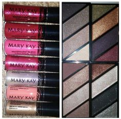 New lip gloss colors and eye quads from Mary Kay Lip Gloss Colors, Lip Colors, Selling Mary Kay, Mary Kay Party, Mary Kay Cosmetics, Beauty Consultant, Mary Kay Makeup, Love Makeup, Eye Make Up