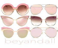 59421b2ca2 Fashion Sunglasses on. Flat Top SunglassesCelebrity LookMirrored AviatorsCat  EyeRose Gold