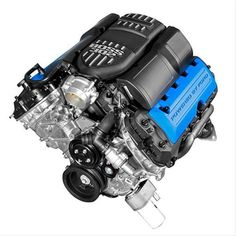 Ford Racing 5.0L 420HP 32-Valve DOHC Sealed Crate Engines M-6007-M50S - Free Shipping on Orders Over $99 at Summit Racing