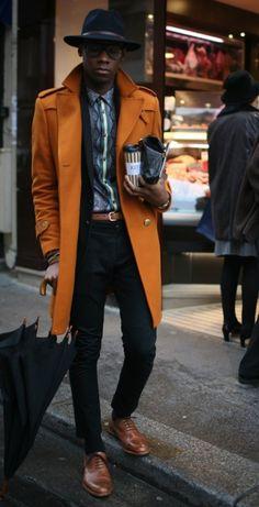Street Style 2012 Paris Mens Fashion Week. gomoneyways 16