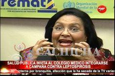 Salud Publica Invita Al Colegio Medico A Integrarse A Campaña Contra Leptospirosis
