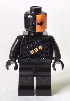 Deathstroke Christo Custom Minifigure