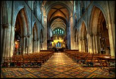 Explore Ireland: Top 15 Places to Visit in Dublin: St. Patrick's Cathedral