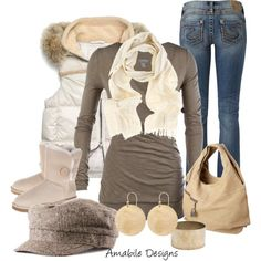 Cozy and Cute :)
