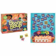 Amazon.com: Peaceable Kingdom / Stone Soup Cooperative Board Game: Toys & Games
