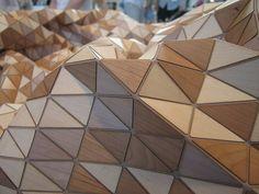 laser cut wood fabric