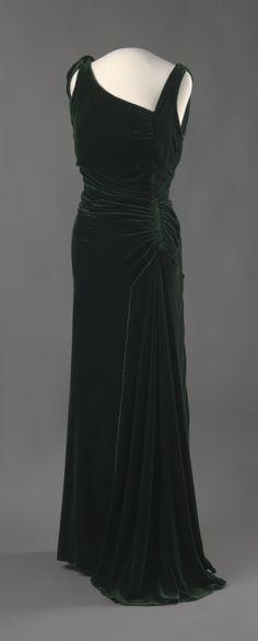 Dress 1932 Nasjonalmuseet for Kunst, Arketektur, og Design