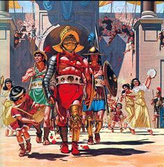 Gladiators- by Angus McBride