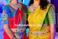 Bridal Saree Blouses ~ Fashion Trends ~ - Page 2 of 27 - South India Fashion