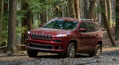 Our driving impressions and thoughts on the 2016 Jeep Cherokee Overland trim…