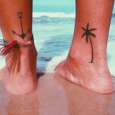 Top 22 des tatouages palmier