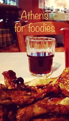 Athens for Foodies >> Read my #foodie guide of #Athens here: http://www.blocal-travel.com/balkans/athens-for-foodies-html/
