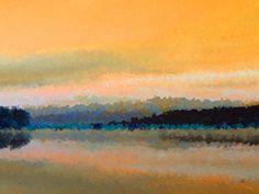 'Abendland' von Dirk h. Wendt bei artflakes.com als Poster oder Kunstdruck $19.41