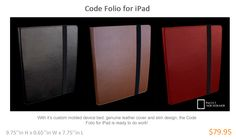 Code Folio iPad case is great but wish they had more colours.