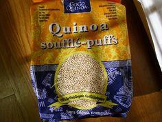 Living, Learning, Eating: GoGo Quinoa - Yummy Whole Grains!