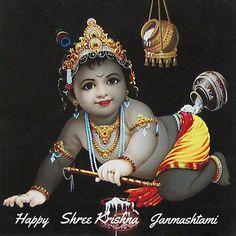 Wish you Happy Shree Krishna Janmashtami to All. किलकत कान्ह घुटुरुवनि आवत ।