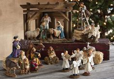 Mama Says Nativity Scene Christmas Pageant Nativity Collection