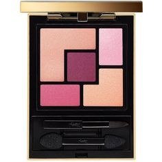 Yves Saint Laurent Couture Eye Shadow Palette - Colour 04 ($56) ❤ liked on Polyvore featuring beauty products, makeup, eye makeup, eyeshadow, yves saint laurent and palette eyeshadow
