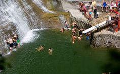 America's Best Swimming Holes | Travel + Leisure