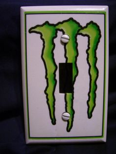 Monster Energy Bedroom Decor