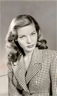 Lauren Bacall was absolutely the most beautiful of all time.