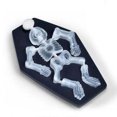Eiswürfel Mr. Bones   Medicalartandmore