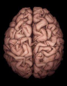 Brain alive