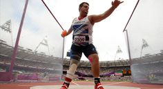 Aled Davies MBE - Paralympic athlete. http://champions-speakers.co.uk/speakers/olympians-sports/aled-davies-mbe