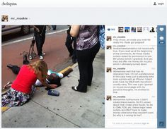 Une tuerie sociale. La fusillade qui a eu lieu hier devant l'Empire State Building à New York a donné lieu à des développements photographiques étonnants sur les réseaux sociaux.  http://www.superception.fr/2012/08/25/une-tuerie-sociale/
