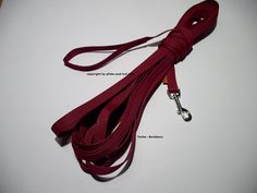 Recall Lead with Hand Loop 20 m x 20 mm Bordeaux >>> For more information, visit image link. #CatCollarsHarnessesandLeads
