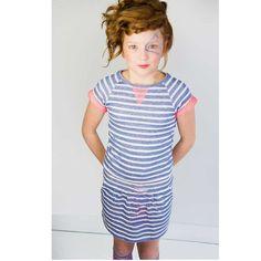 Short Sleeve Dresses, Dresses With Sleeves, Shirt Dress, T Shirt, Girls, Fashion, Little Girls, Moda, Shirtdress