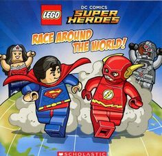 LEGO DC Comics Super Heroes: Race Around the World! (16)