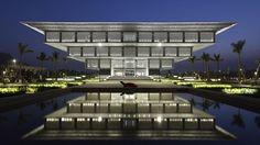 Hanoi Museum, em Hanoi (Vietnam) | GMP Architekten