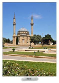 Mešita Shahidlik mosque, Baku, Àzerbàjzàn