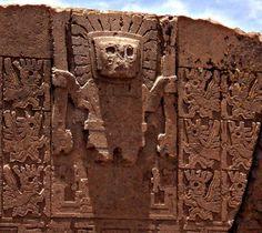 The Alien connection: The pre-Inca Tiwanaku culture