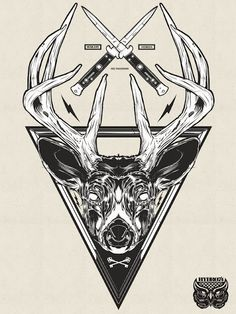 Animal Illustrations by Hydro74