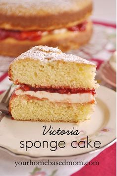 Once watched my granny make one of these from scratch with no recipe….brilliant lady…..victoria sponge cake