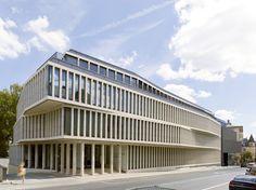 10 Charlotte, Luxemburg - KSP Jürgen Engel Architekten