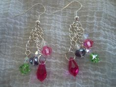 A personal favorite from my Etsy shop https://www.etsy.com/listing/232354037/swarovski-crystal-earrings-sterling