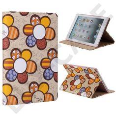 Flower iPad Mini Lærdeksel (Ver. 4)