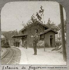 Estación del ferrocarril de Neguri (ref. 03918)