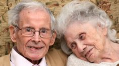 One of UK's longest-married couples celebrate anniversary - BBC News http://www.bbc.co.uk/news/uk-wales-40312767