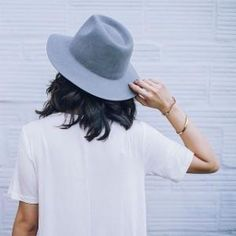 We can never get enough of these photos! We love seeing favorites like the Morley hat styled by our clients.
