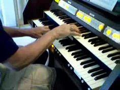 Ave Maria Bach-Gounod ORGAN Solo