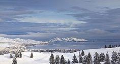 Flathead Lake for Christmas