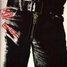 The Rolling Stones / Sticky Fingers (1971) Finally got a good copy July '14