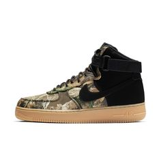 6134c9ec6b1 Air Force 1 High  07 LV8 3 Realtree® Men s Shoe