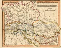 Vintage Wall Art, Vintage Walls, History Page, My Memory, Cartography, Vatican, Vintage World Maps, Germania, Memories